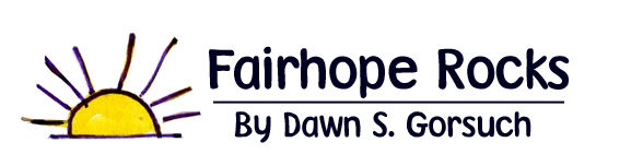 Fairhope Rocks Logo